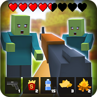 Tải Game Zombie Craft Survival Mod Full Đạn Cho Android