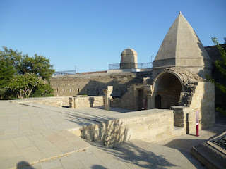 Palacio de los Shirvanshahs. Mausoleo