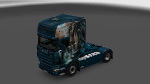 Neptun Skin for Scania RJL