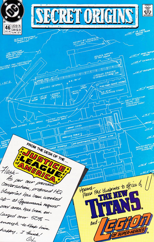 Secret Origins (1986) issue 46 - Page 1