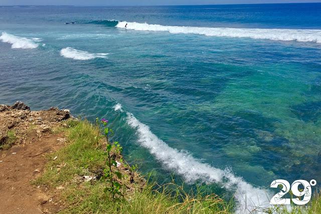 Surf i Nusa Dua
