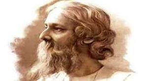 Rabindranath Tagore in Hindi