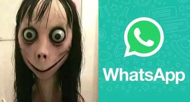 Momo: εξαπλώνεται στο WhatsApp σε όλο το κόσμο