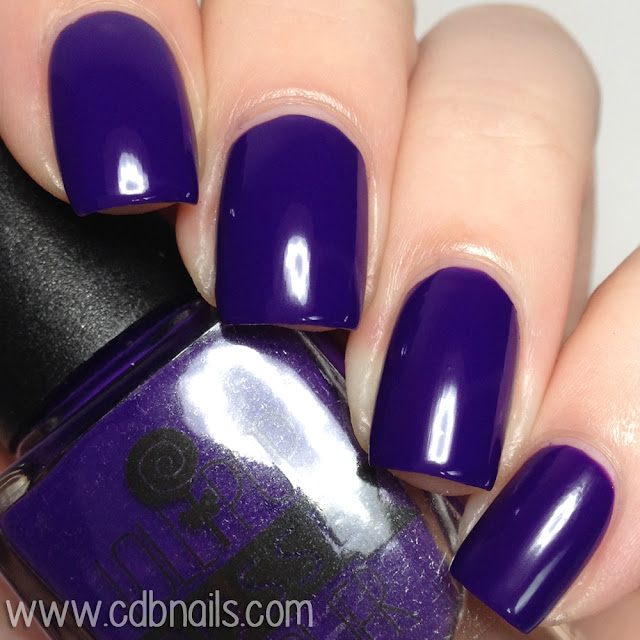 Lollipop Posse Lacquer-A Little Mental Yoga