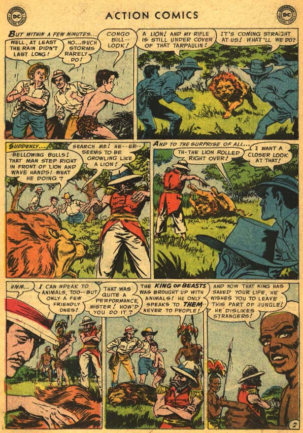 Read online Action Comics (1938) comic -  Issue #210 - 20