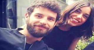Bosco e Mariana Il Segreto foto