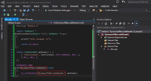 Membuat Barcode Pada Bahasa Pemrograman Python