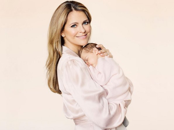 Swedish Princess Madeleine, Princess Adrienne Josephine Alice's christening will take place in the Royal Chapel at Drottningholm Palace. Princess Leonore