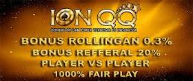 IonQQ.com Situs poker dan domino online terbaik di indonesia
