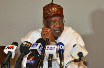 Oshiomhole's Rift With Ngige: Lai Mohammed Reacts