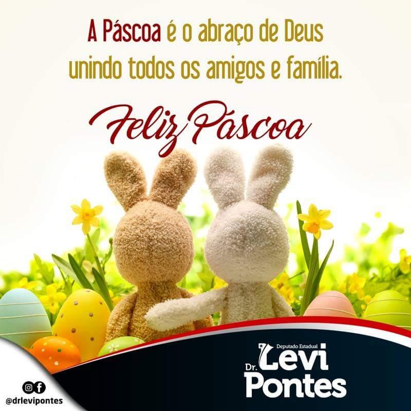 BLOG DO ALEXANDRE CUNHA : Votos De Feliz Páscoa; Mensagem