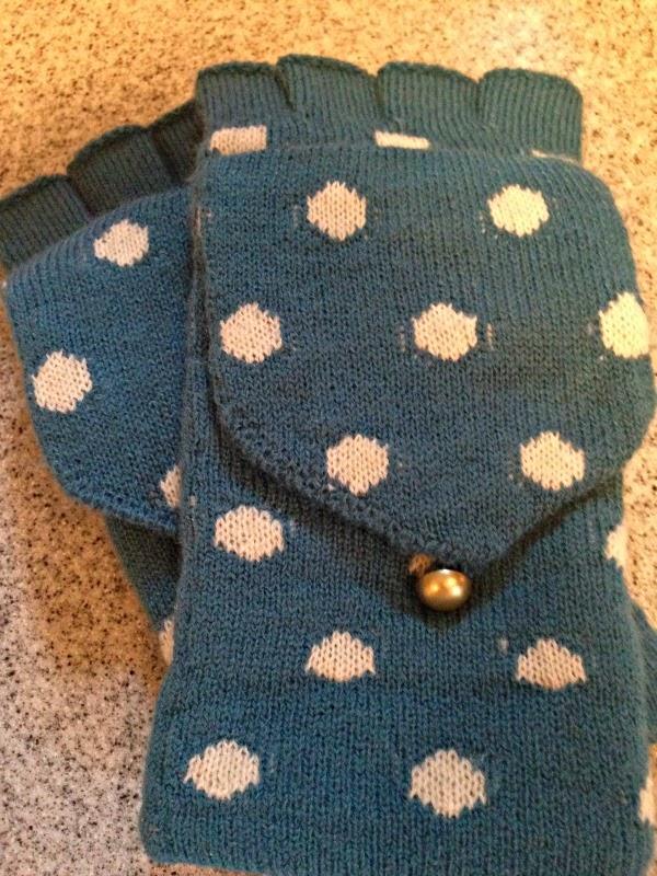 Mudpie Glittens - simple perfect gift
