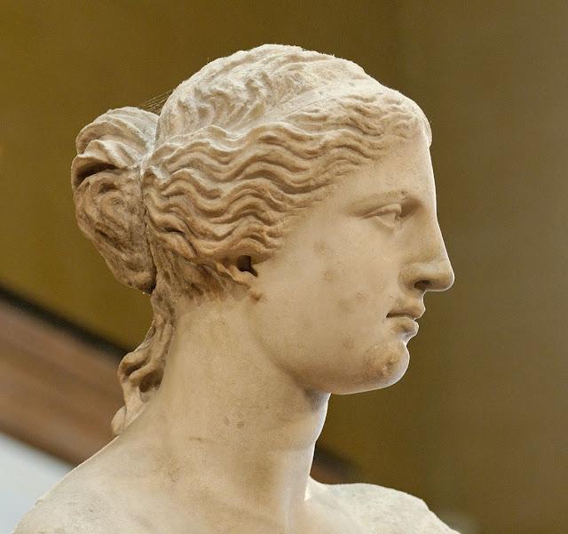 Where is Ariadne?: Venus de Milo