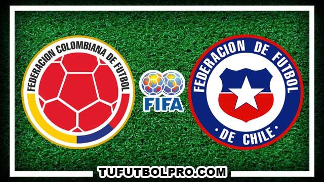 Ver Colombia vs Chile EN VIVO Por Internet Hoy 10 de Noviembre 2016