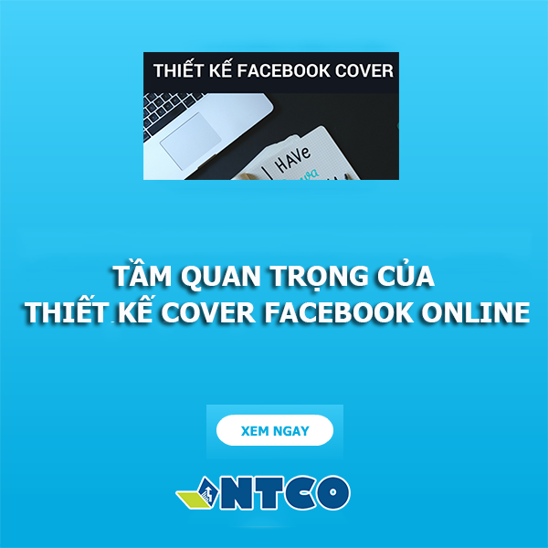 thiet ke cover facebook online