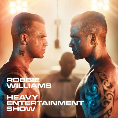 Robbie Williams Scores #1 Album In The UK With 'The Heavy Entertainment Show'