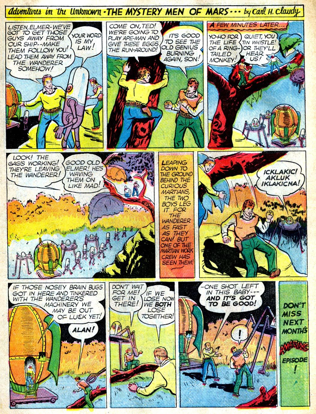Read online All-American Comics (1939) comic -  Issue #5 - 33