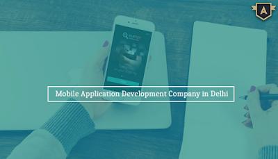 Mobile Application Development Company in Delhi