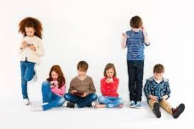 Social skills don't develop when kids are addicted to digital devices