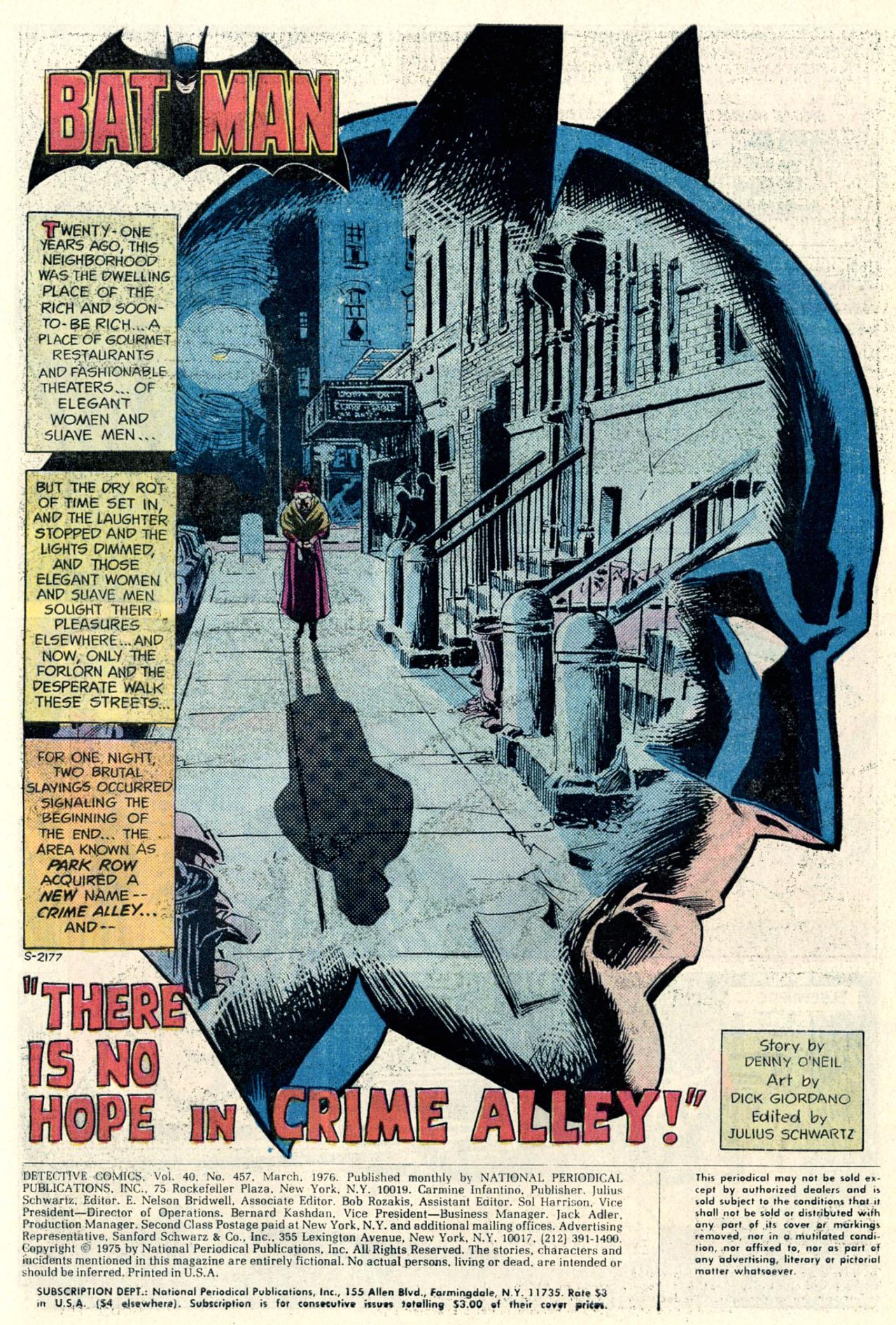 Detective Comics (1937) 457 Page 2