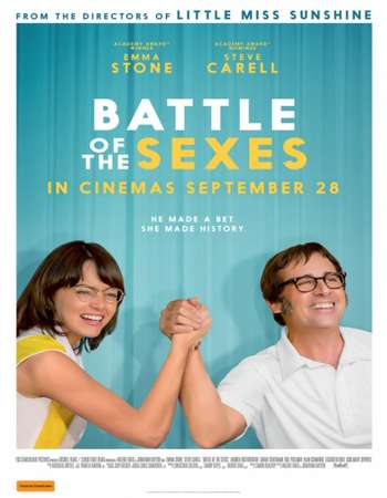 Battle of the Sexes 2017 Hindi Dual Audio  Full Movie Download