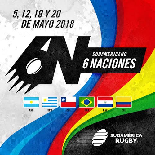 Llega el Sudamericano 6 Naciones