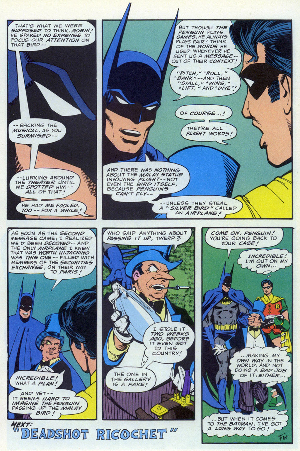 Read online Shadow of the Batman comic -  Issue #3 - 20