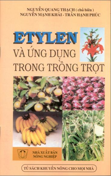 Etylen và ứng dụng trong trồng trọt