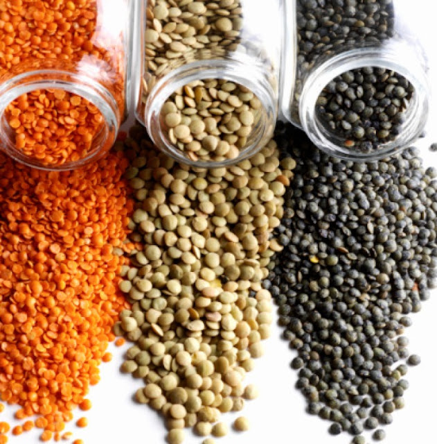Lentils-Prevent-Hair-Loss