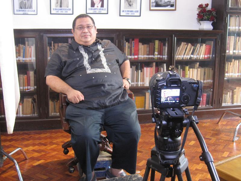 ALAS FILIPINAS: Entrevista al académico y escritor filipino ...