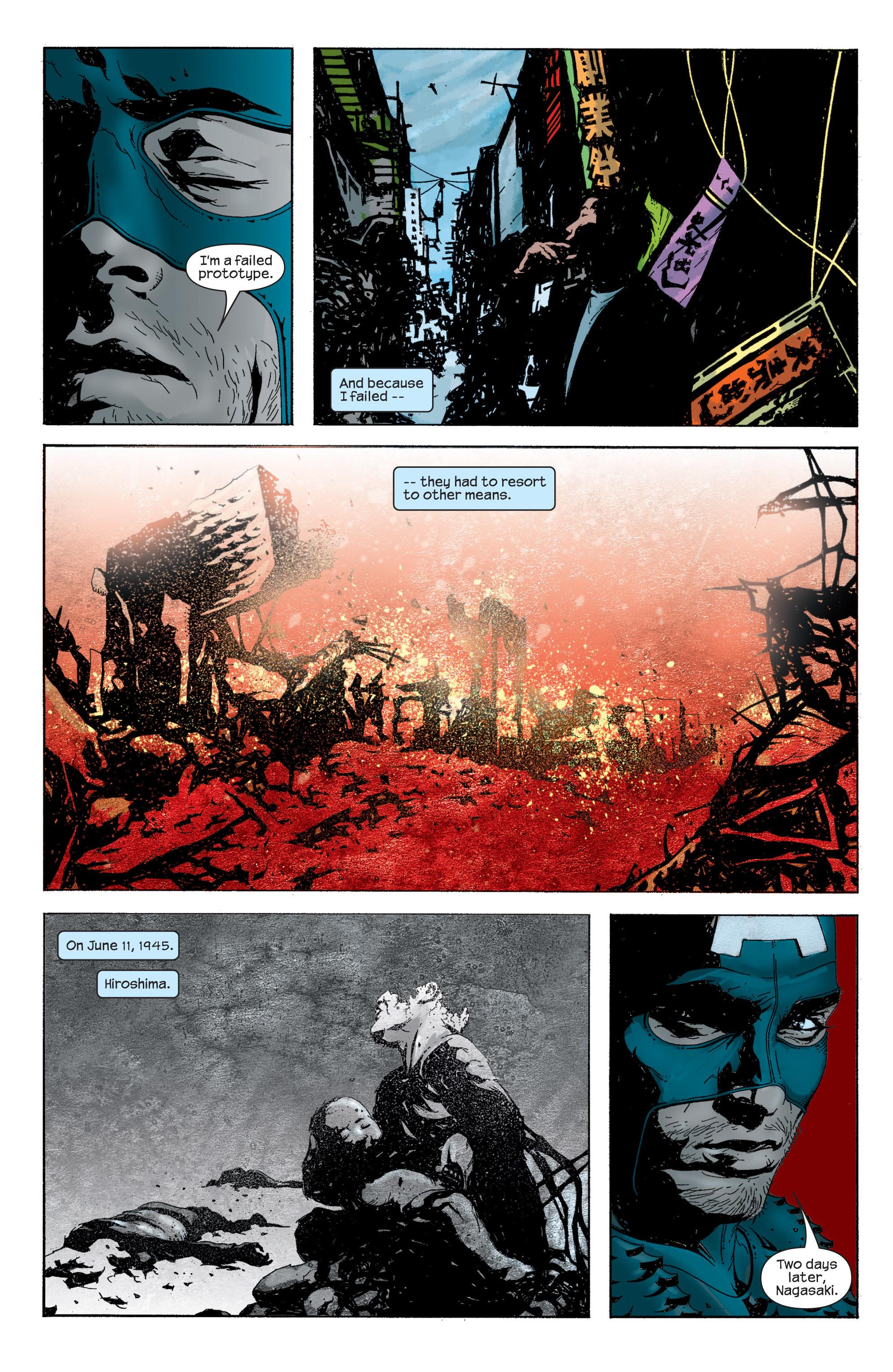 Captain America (2002) Issue #13 #14 - English 10