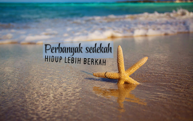 Kata-Kata Islami: PERBANYAK SEDEKAH