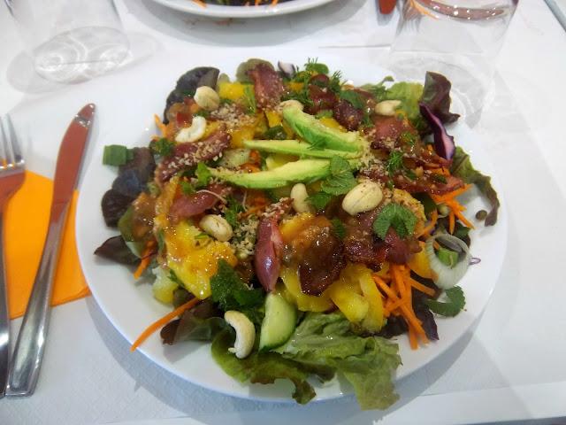 paléo 500 Narbonne restaurant diètétique