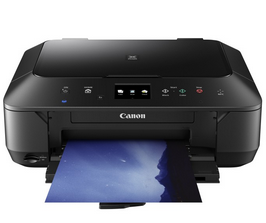 Canon PIXMA MG6610 Ikjet Photo Driver Download
