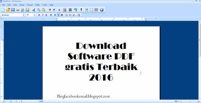Download software PDF editor gratis terbaik terbaru Abelword