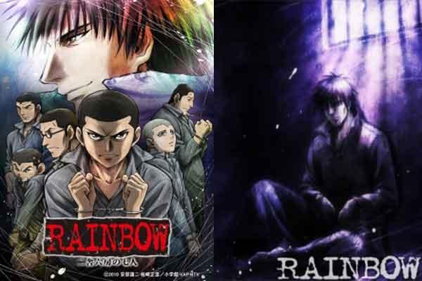 Rainbow: Nisha Rokubou no Shichinin - anime terbaik