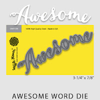 Awesome Word Die