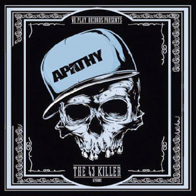 """Apathy - """"The 45 Killers"""" (2015)"""