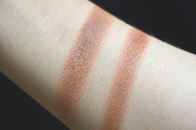 Brija Always the Tone of Surprise - Makeup Geek Cocoa Bear Dupe Swatch