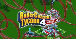RollerCoaster Tycoon 4 Mobile MOD APK+DATA 1.6.0