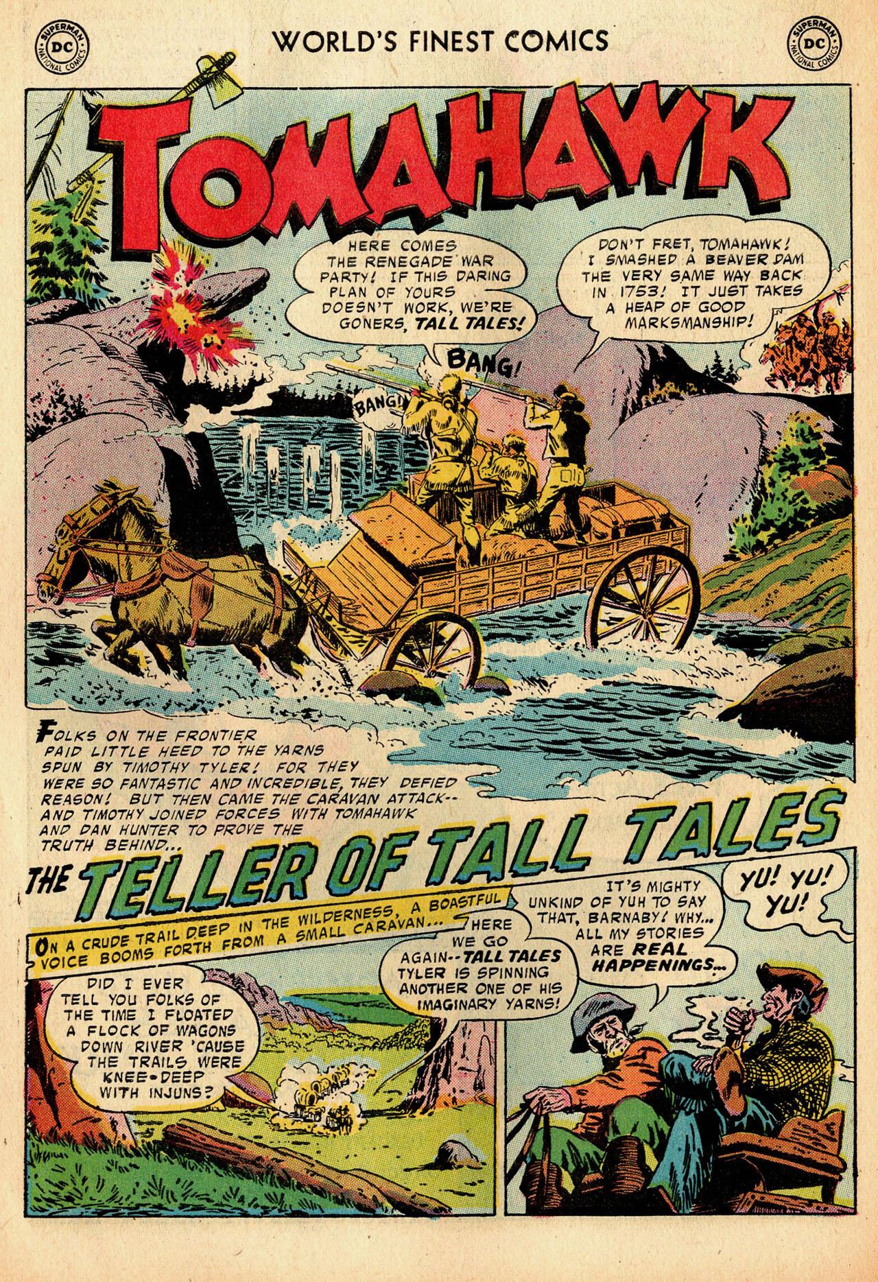 Read online World's Finest Comics comic -  Issue #91 - 28