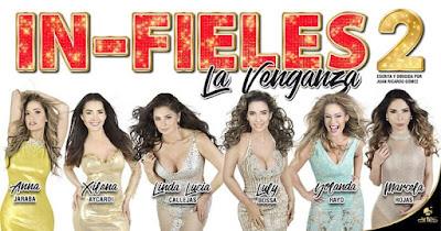 IN FIELES 2 - LA VENGANZA: EL MUSICAL Poster 1