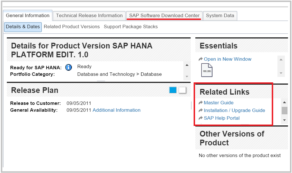 HANA Tutorials: SAP HANA Installation planning