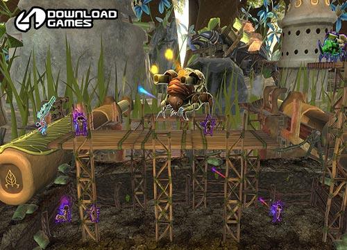 تحميل لعبة النمل المقاتل MilitAnt الجديدة للكمبيوتر واللاب توب