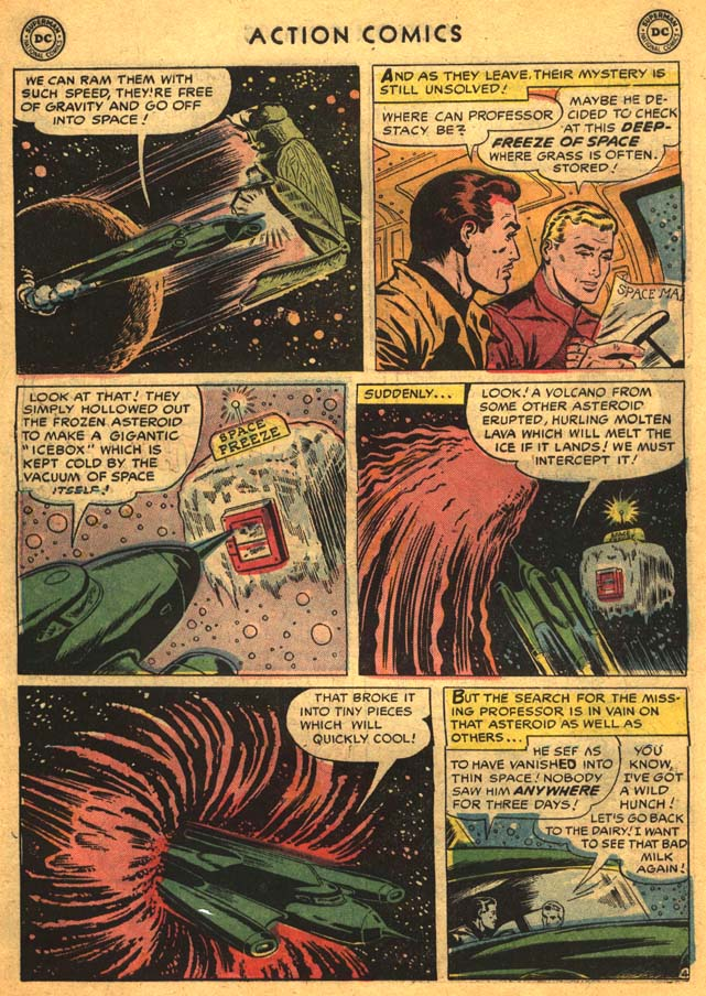 Read online Action Comics (1938) comic -  Issue #201 - 30