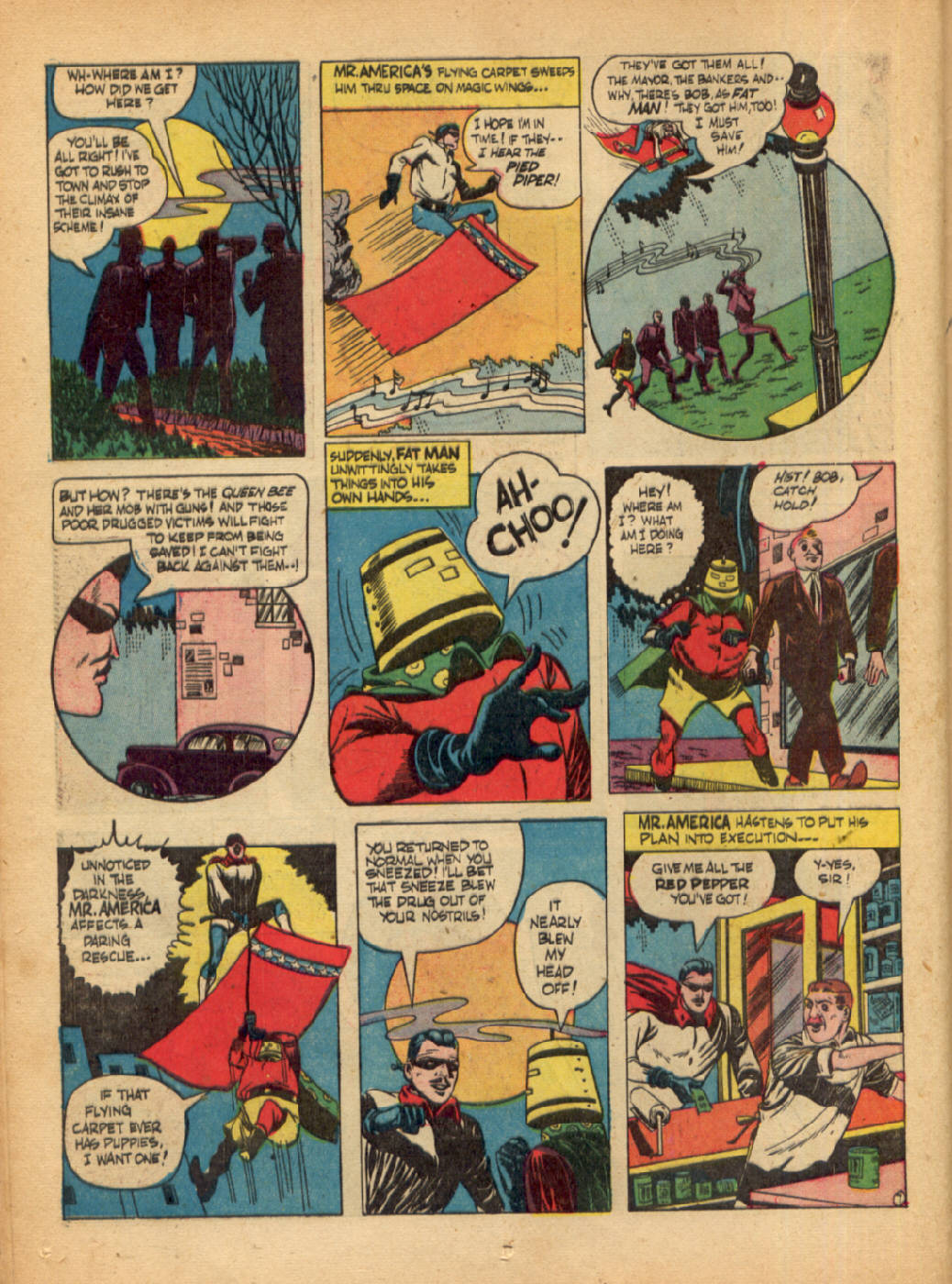 Read online Action Comics (1938) comic -  Issue #48 - 44