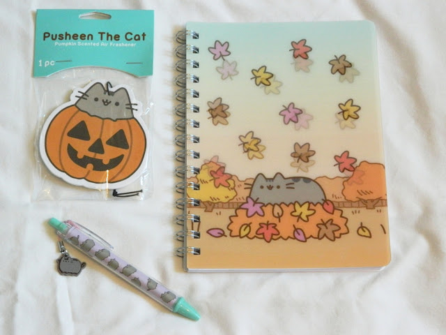 Autumn Pusheen Box