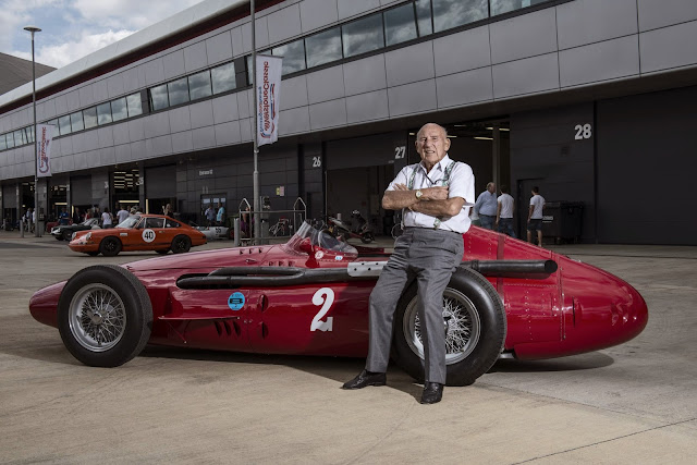 Stirling Moss racing quotes