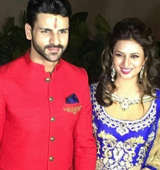 Divyanka And Vivek Sangeet pictures