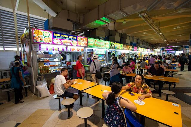 Tekka market-Singapore